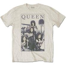 T-Shirt Unisex Tg. 2XL. Queen - Vintage Frame