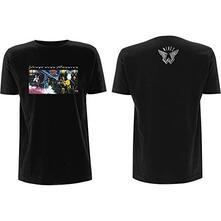 T-Shirt Unisex Tg. S. Paul Mccartney - Wings Over America