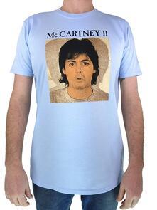 T-Shirt Unisex Tg. L. Paul Mccartney - Mccartney II