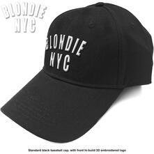 Cappellino Blondie Nyc Logo