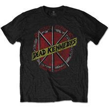 T-Shirt Unisex Tg. S. Dead Kennedys - Destroy