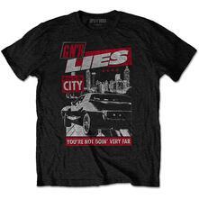 T-Shirt Unisex Tg. M. Guns N Roses - Move To The City