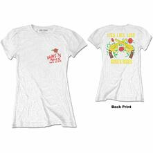 T-Shirt Donna Tg. 2XL. Guns N Roses: Lies, Lies, Lies
