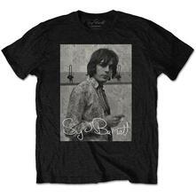 T-Shirt Unisex Tg. L. Syd Barrett: Smoking