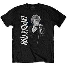 T-Shirt Unisex Tg. 2XL. Rod Stewart - Admat