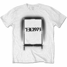 T-Shirt Unisex Tg. S. 1975: Black Tour