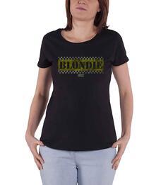 T-Shirt Donna Tg. L. Blondie: Taxi