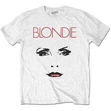 T-Shirt Unisex Tg. 2XL. Blondie: Staredown