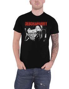 T-Shirt Unisex Tg. XL. Debbie Harry: Women Are Just Slaves