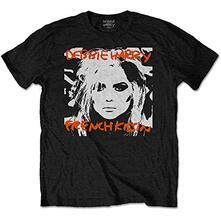 T-Shirt Unisex Tg. 2XL. Debbie Harry: French Kissin