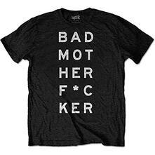 T-Shirt Unisex Tg. M. Machine Gun Kelly: Bad Mo-Fu