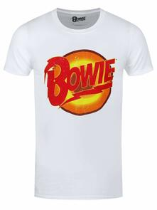 T-Shirt Unisex Tg. 2XL. David Bowie: Vintage Diamond Dogs Logo