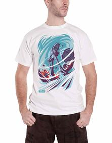 T-Shirt Unisex Tg. S. Star Wars: At-At Archetype