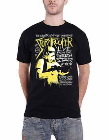T-Shirt Unisex Tg. M. Star Wars: Stormtrooper Rock