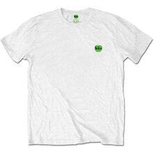 T-Shirt Unisex Tg. L Beatles: Abbey Road & Logo White