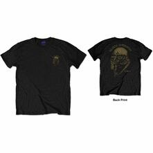 T-Shirt Unisex Tg. M Black Sabbath: Us Tour 78