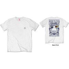 T-Shirt Unisex Tg. XL Pink Floyd: Carnegie Hall