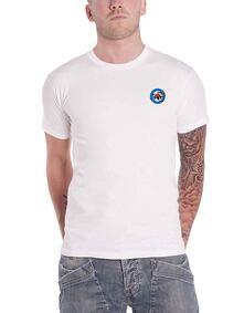 T-Shirt Unisex Tg. 2XL Jam: Target Logo White
