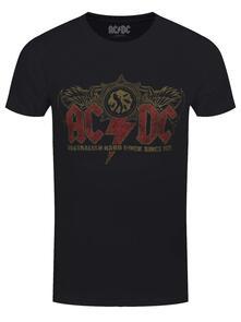 T-Shirt Unisex Tg. M. Ac/Dc: Oz Rock