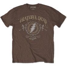 T-Shirt Unisex Tg. XL Grateful Dead: Bolt