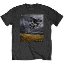 T-Shirt Unisex Tg. M. David Gilmour: Rattle That Lock