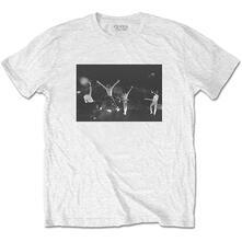T-Shirt Unisex Tg. XL. Queen: Crowd Shot
