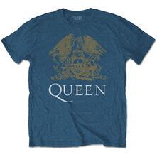 T-Shirt Unisex Tg. S. Queen: Crest