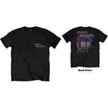T-Shirt Unisex Tg. L Black Sabbath: Debut Album