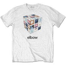 T-Shirt Unisex Tg. M. Elbow: Best Of