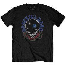 T-Shirt Unisex Tg. XL Grateful Dead: Space Your Face & Logo