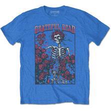 T-Shirt Unisex Tg. S Grateful Dead: Bertha & Logo