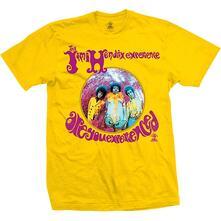 T-Shirt Unisex Tg. M Jimi Hendrix: Are You Experienced