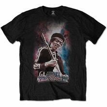T-Shirt Unisex Tg. S Jimi Hendrix: Galaxy