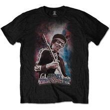 T-Shirt Unisex Tg. M Jimi Hendrix: Galaxy
