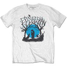 T-Shirt Unisex Tg. XL. Ed Sheeran: Woodland Gig