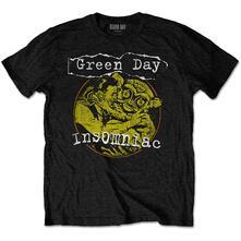 T-Shirt Unisex Tg. L. Green Day: Free Hugs