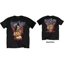 T-Shirt Unisex Tg. S Guns N' Roses: Torso