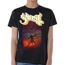 T-Shirt Unisex Tg. 2XL Ghost: Eu Admat