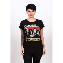 T-Shirt Donna Tg. 2XL Doors: La Woman