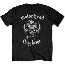 T-Shirt Unisex Tg. 2XL Motorhead: England