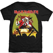 T-Shirt Unisex Tg. L Iron Maiden: Deaf Sentence