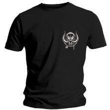T-Shirt Unisex Tg. L Motorhead: Pocket Logo