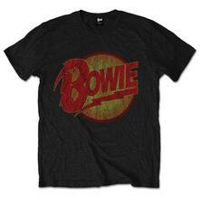 T-Shirt Unisex Tg. 3XL David Bowie: Diamond Dogs Vintage