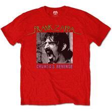 T-Shirt Unisex Tg. L Frank Zappa: Chunga'S Revenge