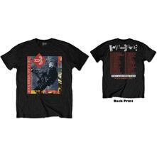 T-Shirt Unisex Tg. M David Bowie: Glass Spider Tour