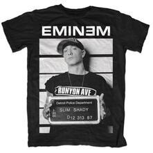T-Shirt Unisex Tg. 3XL Eminem: Arrest