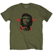 T-Shirt Unisex Tg. L Che Guevara: Military
