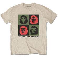 T-Shirt Unisex Tg. M Che Guevara: Blocks