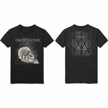 T-Shirt Unisex Tg. S Dream Theatre: Skull Triangle