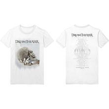 T-Shirt Unisex Tg. XL Dream Theatre: Skull Fade Out